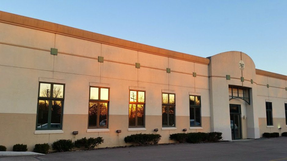 law office from the exterior in deerfield il